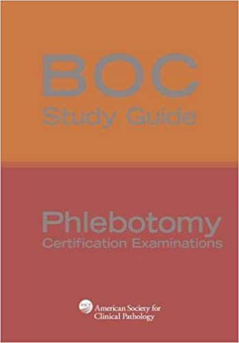 Boc study guide phlebotomy certification examinations boc study guide phlebotomy certification examinations fandeluxe Image collections
