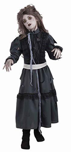 Forum Novelties Zombie Girl Costume, Child's Medium