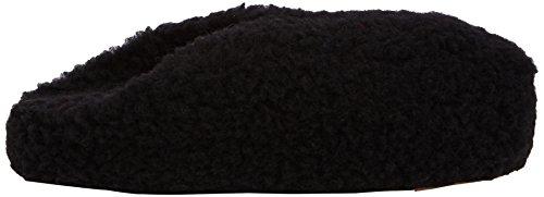 Woolsies Hedgehog Natural Wool Mule Slippers - Zapatillas Para Hombre