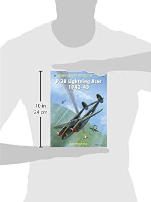 P-38 Lightning Aces 1942-43 (Aircraft of the Aces)