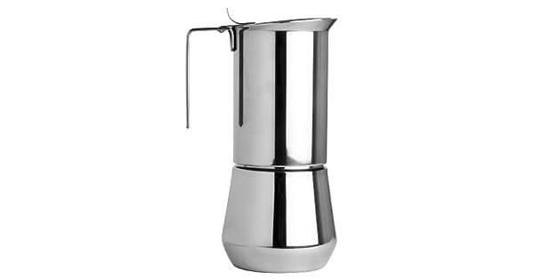Amazon.com: Ilsa - Cafetera espresso de acero inoxidable ...