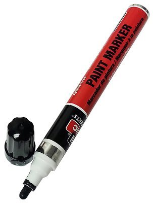 Lincoln Electric KH963 White Paint Marker