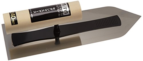 Modern Masters SZT240P Japanese Pointed Trowel, 240mm