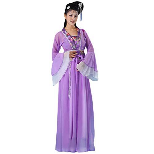 Drame Princesse Bozevon Robe Tang Danse ChinoiseFemme Ancien Style Costume 04 Hanfu Traditionnel nOPX0w8k