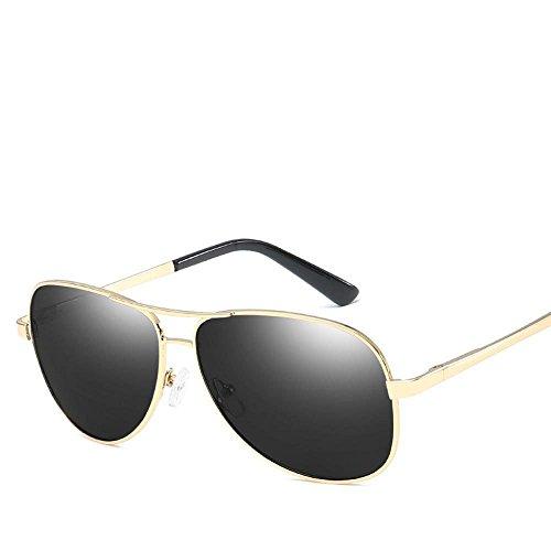 Gafas Modelo Gafas Gafas polarizantes de Sol Sol creativos los de Moda Regalos Tendencia Libre Metal Axiba de Deportes Hombres al E Aire Pilotos de Pesca de Uw5HwPq