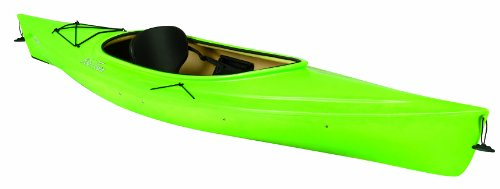 Old Town Loon 111 Recreational Kayak, 11-Feet 1-Inch, Lime, Outdoor Stuffs