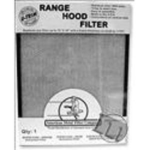 Universal Grease Range Hood Filter - trim-to-fit (Range Hood Grease Filter)