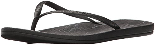 Para Escape Multicolor Marble Marble black Black Mujer Reef Chanclas Prin Lux 84dwA4qPY