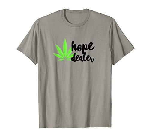 Hemp cannabis CBD shirt hope dealer