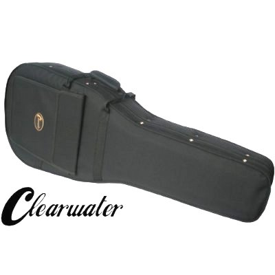 ACOUSTIC GUITAR CASE HARD FOAM POD GIG BAG QUALITY BARGAIN