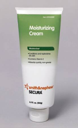 (Smith and Nephew Secura Moisturizing Cream 3oz 59432000)