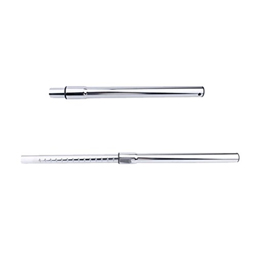 1.25 inch/32mm Dia. Telescopic Vacuum Tube Extension Wand Stainless Steel