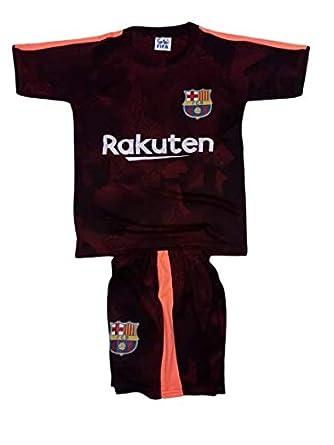 separation shoes 68cd4 02921 Sportway Kids Messi 10 FC Barcelona Football Jersey Set ...
