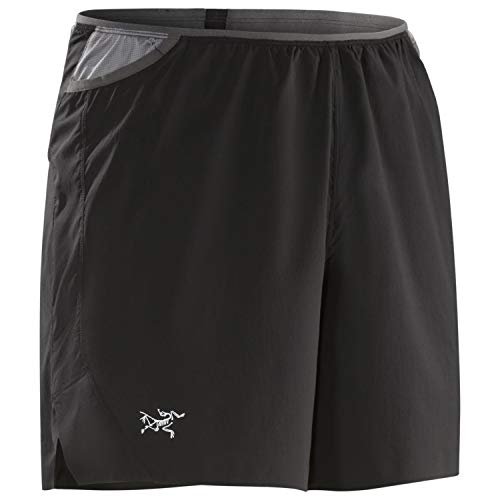 Arc'teryx Men's Soleus Shorts Black Shorts