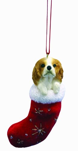 - King Charles Christmas Stocking Ornament with