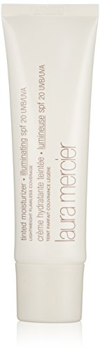 (Laura Mercier Illuminating Tinted Moisturizer SPF 20, Natural Radiance, 1.7 Ounce)