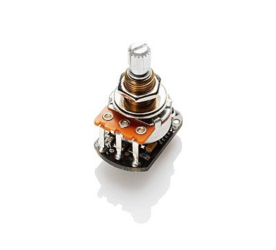 EMG, EMG-25K ACTIVE TONE, Strat sized active tone replacement potentiometer by EMG Pickups