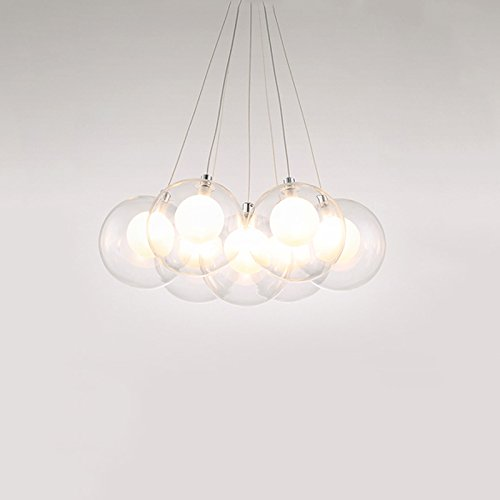 Multi Ball Pendant Light