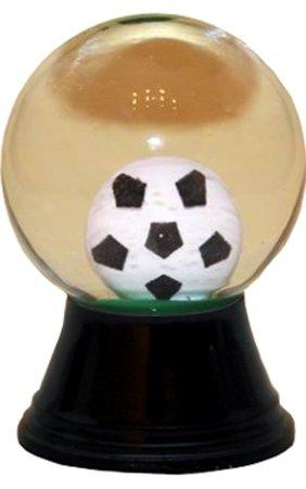 PERZ PR1140 Perzy Snowglobe - Mini Soccer Ball by PERZ