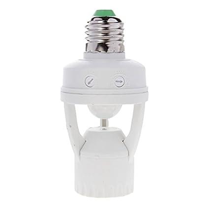 Accesorios de LED, YCB1060 AC 110-220V 360 grados 60W E27 del sostenedor del