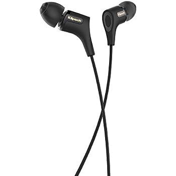 Klipsch R6 II in-Ear Headphone Black in-Ear Headphone - Black