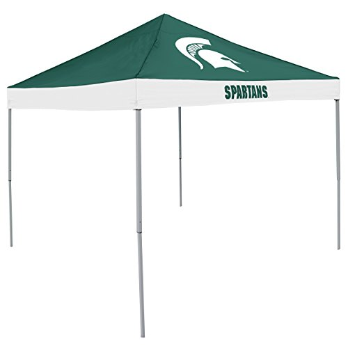 State Tailgating Tent - NCAA Michigan State Spartans Economy Tailgate Tent