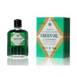Green Oil topique analgésique - Lotion Soulager externe - flacon de 10 ml