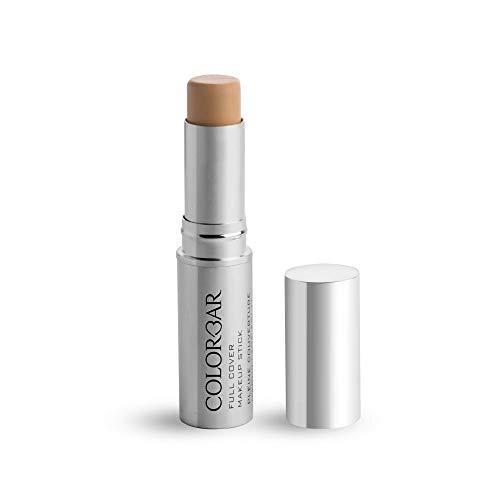 Colorbar Full Cover Make Up Stick, SPF 30, Fresh Ivory, 9g