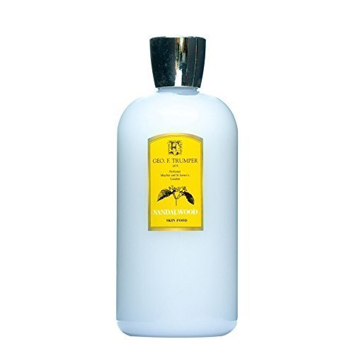 Geo F Trumper Sandalwood Skin Food (500 ml) -