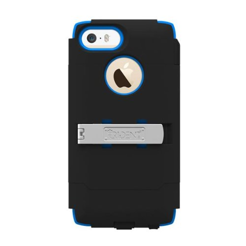 Trident Case KRAKEN AMS for iPhone 5/5S - Retail Packaging - Blue
