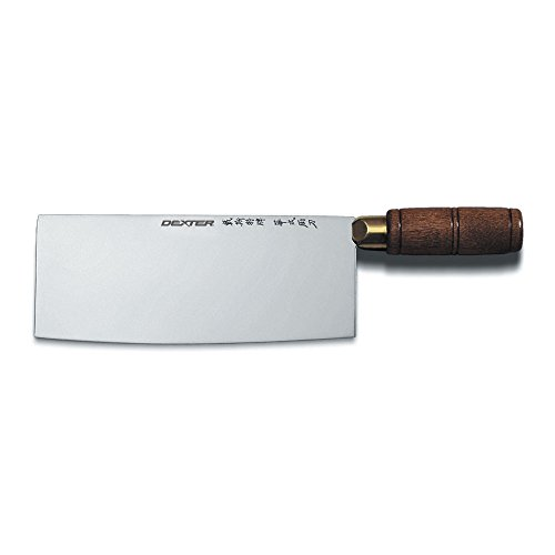 - Dexter Russell S5197W Chinese Chef's Knife w/ 7 x 2-3/4-in High Carbon Steel Blade