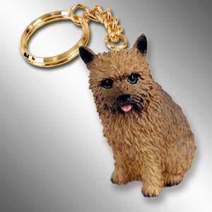 Norwich Terrier Keychain - Conversation Concepts Norwich Terrier Key Chain (Set of 6)