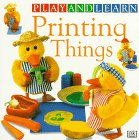 Printing Things, Dorling Kindersley Publishing Staff, 0789415216