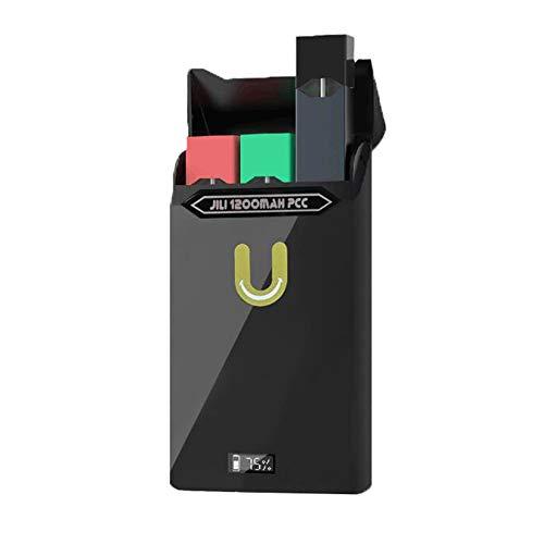 Autloops Pen Black Battery 2 PACK USB Charger