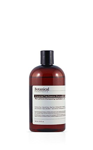 Botanical Therapeutic Tree Essence Shampoo & Body Wash - Unscented, 500ml