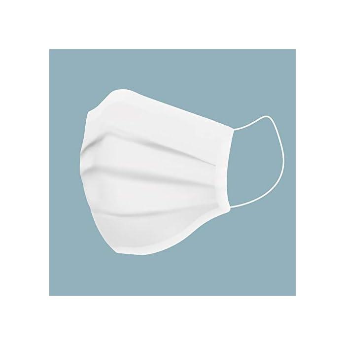 31Y3GMrEgOL ✅ Mascarilla higiénica reutilizable de alta protección homologada UNE 0065:2020 (Norma Ministerio Sanidad España) mediante ensayo EN14683:2019 ⭐ Tela 100% algodón tratado con tecnología Cottonblock (propiedades hidrófugas y de bloqueo): repele las microgotas de saliva dentro y fuera; facilita la respiración. ⭐ Test de laboratorio de protección BFE 98,2% ⭐ Protección bidireccional, proteje al que la lleva y a los demás (no excluye de cumplir las normas de distanciamiento social). ✅ Cuida la piel de tu cara con nuestra tela 100% algodón sin elementos tóxicos ni fibras artificiales que provoquen rojeces, alergias, eccemas o irritaciones, incluso llevándola todo el día. ⭐ 100% libre de fluorcarbono, ftalatos y teflones. ⭐ Certificado OekoTex 100 Class 1 (sin sustancias nocivas). ⭐ Alta transpiración, ideal para el verano, ejercicio ligero y/o personas que hablan a menudo con mascarilla. ⭐ Sin elementos rígidos para no dejar marcas en nariz o cara y tener máxima comodidad. ✅ Fabricada en España (tejido y confección) y testada en el laboratorio español Eurecat (ensayo 2020-017772) ⭐ Sin tener que añadir filtros desechables, sólo hay que lavarla para reutilizarla. ⭐ Muy ligera y cómoda, con gomas especiales para que no duelan las orejas y diseñada de forma ergonómica en acordeón para poder hablar con la mascarilla puesta sin que se descoloque. ⭐ Muy cómoda para respirar gracias a una presión diferencial de sólo 15Pa/cm2 (respirabilidad probada en laboratorio).