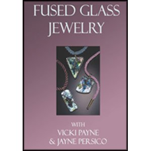 Fused Glass Jewelry Dvd - Fused Dvd Glass Jewelry