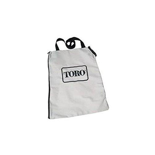 ed Bottom Dump Bag for Ultra Blower Rake & Vacuum Leaf Blowers 51599, 51602, 51609, 51574, 51592 (Ultra Blower Vac)