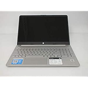 HP 15.6″ HD Intel 10th Gen i3-1005G1 3.4GHz 4GB RAM 128GB SSD Webcam Windows 10 Laptop (1W830UA)