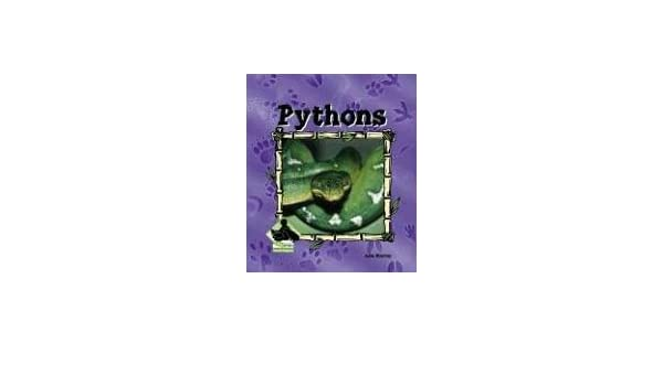 Pythons (Animal Kingdom): Amazon.es: Julie Murray: Libros en ...