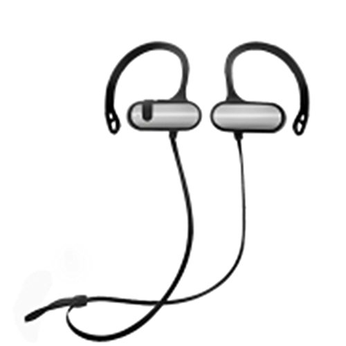 Crossover Jewel (in the ear type bluetooth earphone with microphone, multi-function, sound insulation, sophisticated design, random color headphones ( BT-06))