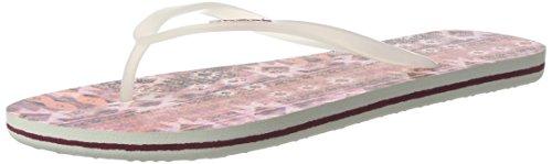 ONeill Damen Fw Printed Flip Flop Zehentrenner Violett (PURPLE Allover Print)