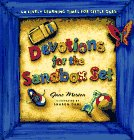 img - for Devotions for the Sandbox Set: 40 Lively Learning Times for Little Ones book / textbook / text book