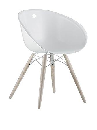 WeißholzKüche Pedrali 2er 904 Set Stuhl Gliss Wood 0XNnOwPk8