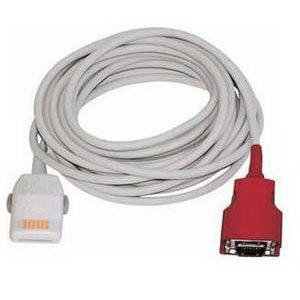 Red LNC-10, LNCS 20-Pin SpO2, 10 ft. Patient Cable, 1/Box