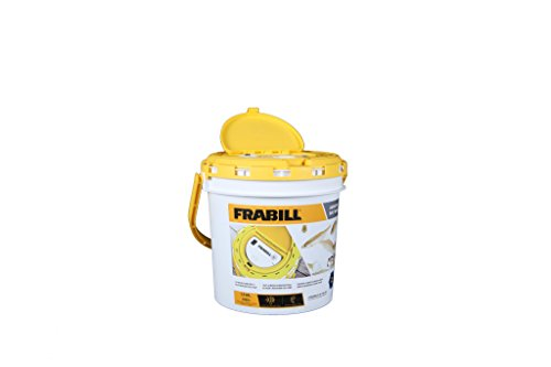 Frabill 4825 Insulated Bait Bucket with Built in - Bucket Quart 8 Bait