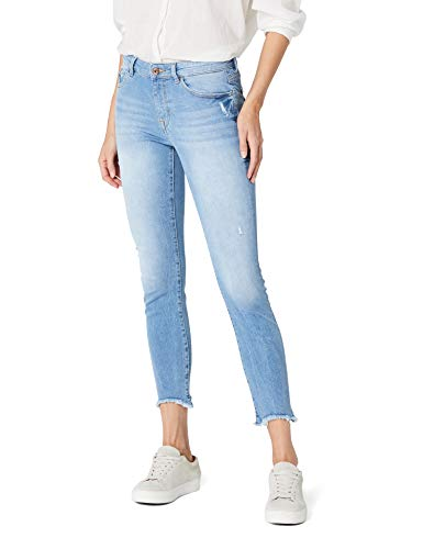 Jeans Light By Donna Edc blue 903 Blu Skinny Wash Esprit w0vAdxdERq