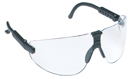 3M Professional Safety Glasses with Clear Lenses LEXA by 3M