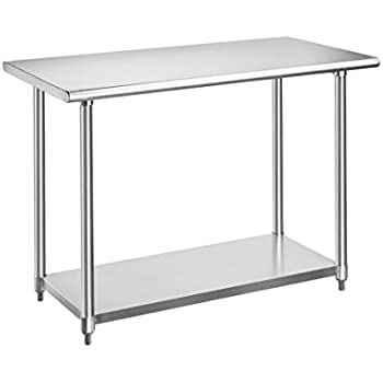 Image Result For Amazon Com Trinity Ecostorage Nsf Stainless Steel Table