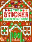 The Sticker Gingerbread House (Books and Stuff - Gingerbread Activity Sticker House